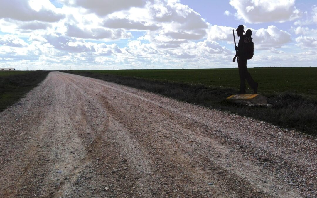 El camino de la Humildad. Desde Segovia a Medina de Rioseco. Camino de Santiago de Madrid.