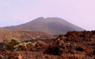 Pico Viejo. El volcán del Clímax